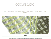 Tablet Preview of colourstudio.nl